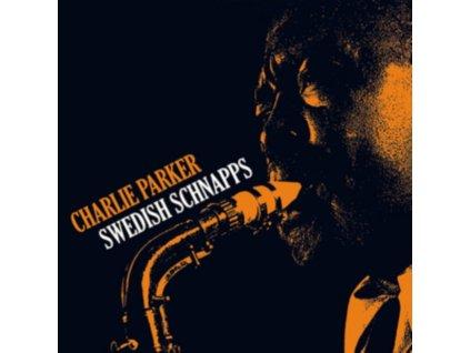 CHARLIE PARKER - Swedish Schnapps (+4 Bonus Tracks) (Transparent Yellow Vinyl) (LP)