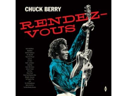 CHUCK BERRY - Rendez-Vous (LP)