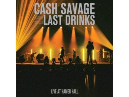 CASH SAVAGE AND THE LAST DRINKS - Live At Hamer Hall (LP)