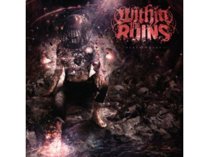 WITHIN THE RUINS - Black Heart (LP)