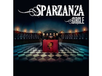 SPARZANZA - Circle (LP)
