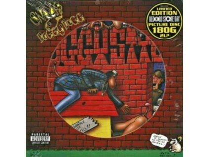 SNOOP DOGG - Doggystyle (Picture Disc) (Black Friday 2020) (LP)