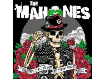 MAHONES - 30 Years And This Is All We Got To Show For It (Green Smokey Vinyl) (LP)