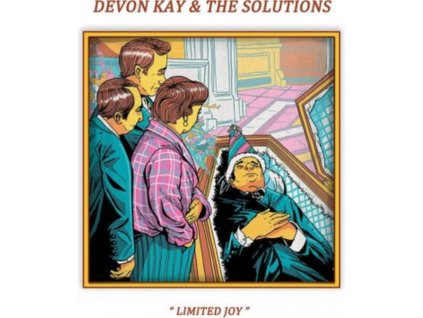DEVON KAY & THE SOLUTIONS - Limited Joy (LP)