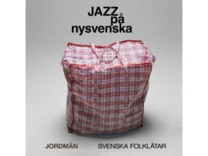JORDMAN - Jazz Pa Nysvenska (LP)