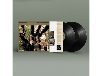 BELLE AND SEBASTIAN - What To Look For In Summer (LP)