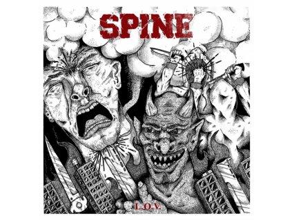 "SPINE - L.O.V. (Translucent Blue Vinyl) (12"" Vinyl)"