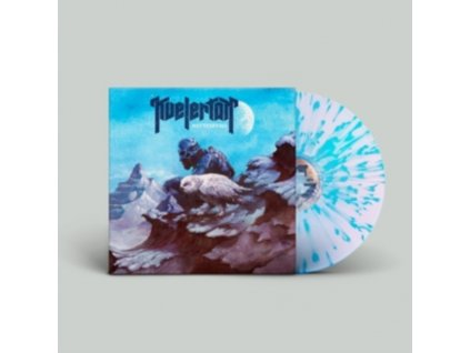KVELERTAK - Nattesferd (White/Blue Splatter Vinyl) (LP)