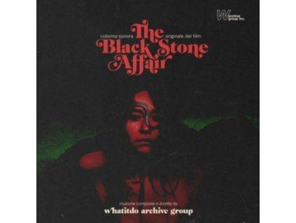 WHATITDO ARCHIVE GROUP - The Black Stone Affair (LP)