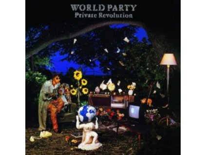 WORLD PARTY - Private Revolution (LP)