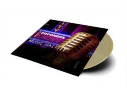 VARIOUS ARTISTS - Crooners & Ladies (Gold Vinyl) (LP)