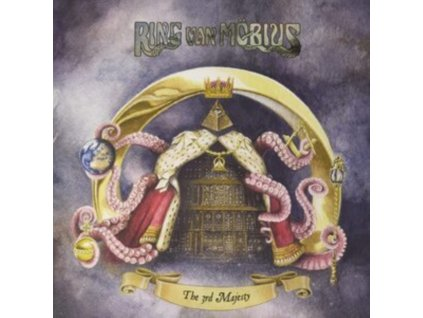 RING VAN MOBIUS - The 3rd Majesty (Transparent Marble Vinyl) (LP)