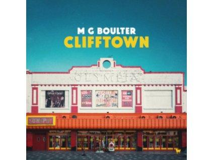 M G BOULTER - Clifftown (LP)