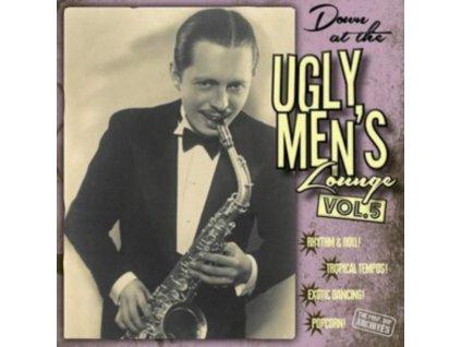 """PROFESSOR BOP PRESENTS - Down At The Ugly Mens Lounge Vol. 5 (10 + CD"""" Vinyl)"""
