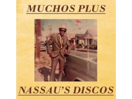 "MUCHOS PLUS - Nassaus Discos (12"" Vinyl)"