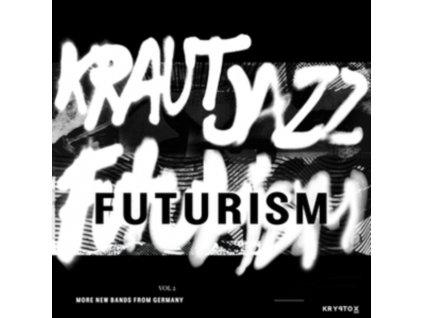 VARIOUS ARTISTS / MATHIAS MODICA - Mathias Modica Presents Kraut Jazz Futurism Vol. 2 (LP)