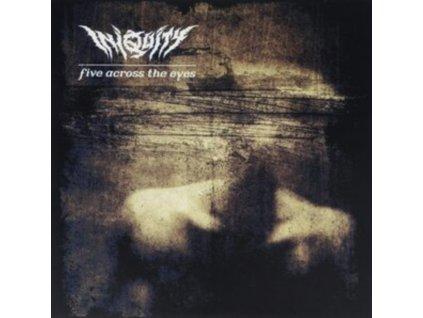 INIQUITY - Five Across The Eyes (White Vinyl) (LP)