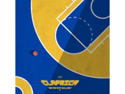 "CLAFRICA - Never Not Balling E.P. (12"" Vinyl)"