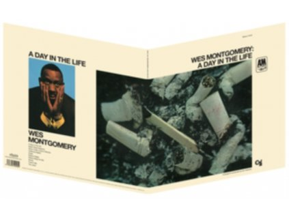 WES MONTGOMERY - A Day In The Life (Special Gatefold Edition) (LP)