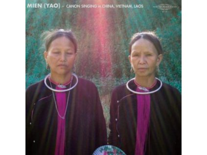 VARIOUS ARTISTS - Mien (Yao) - Cannon Singing In China. Vietnam. Laos (LP)
