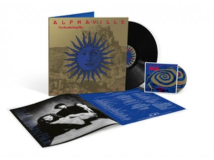 ALPHAVILLE - The Breathtaking Blue (Deluxe Vinyl) (LP + DVD)