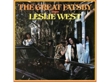LESLIE WEST - The Great Fatsby (Limited Yellow Vinyl) (LP)