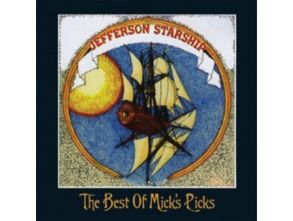 JEFFERSON STARSHIP - The Best Of Micks Picks (Limited Clear Vinyl) (LP)