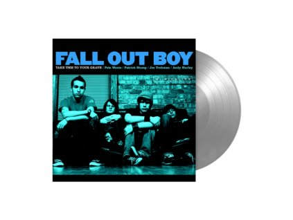 FALL OUT BOY - Take This To Your Grave (Silver Vinyl) (LP)