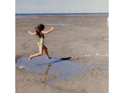 MIRAH - CMon Miracle (Sea Blue Vinyl) (LP)