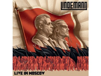 LINDEMANN - Live In Moscow (LP)
