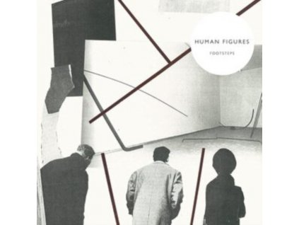 HUMAN FIGURES - Footsteps (LP)
