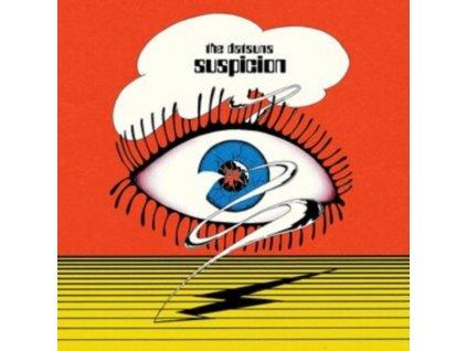 """DATSUNS - Suspicion (7"""" Vinyl)"""