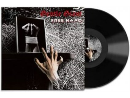 GENTLE GIANT - Free Hand (Steven Wilson Mix & Flat Mix) (LP)