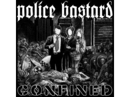 POLICE BASTARD - Confined (LP)