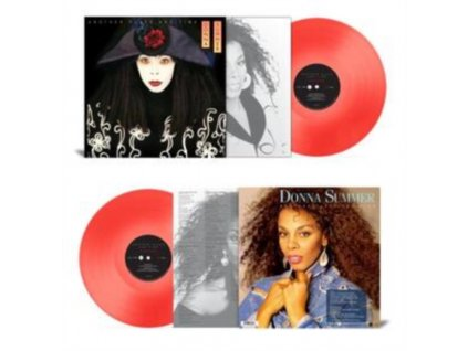 DONNA SUMMER - Another Place And Time (Translucent Red Vinyl) (LP)
