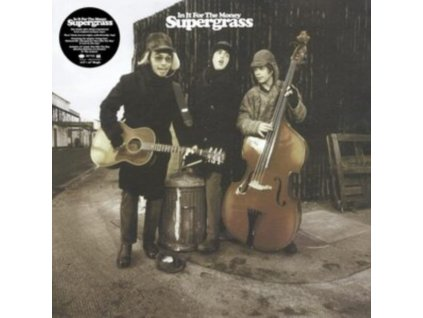 SUPERGRASS - In It For The Money (2021 - Remaster) (LP)