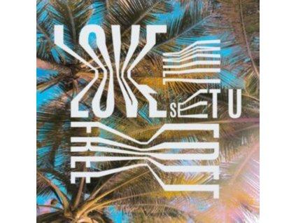 MONKEY SAFARI - Love Will Set U Free (LP)
