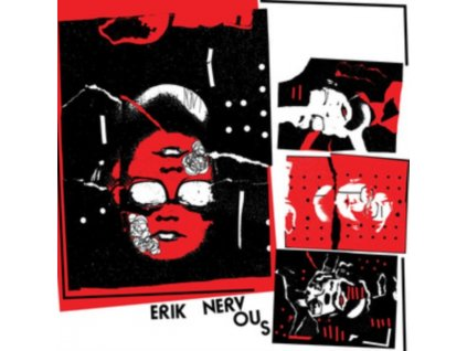 ERIK NERVOUS - Bugs (LP)