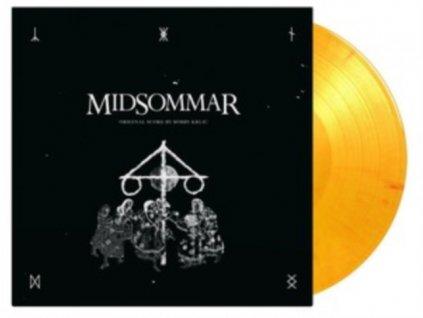 ORIGINAL SOUNDTRACK - Midsommar (Coloured Vinyl) (LP)