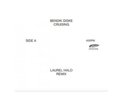 "BENDIK GISKE - Cruising (Laurel Halo Remixes) (12"" Vinyl)"