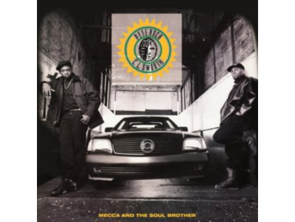 PETE ROCK & CL SMOOTH - Mecca And The Soul Brot (LP)