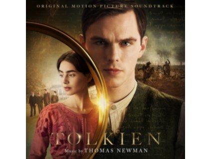ORIGINAL SOUNDTRACK / THOMAS NEWMAN - Tolkien (CD)