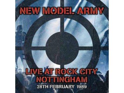 NEW MODEL ARMY - Live At Rock City Nottingham 1989 (LP)