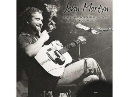 JOHN MARTYN - Live At The Town Hall.Sydney August 17 (LP)