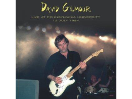 DAVID GILMOUR - Live At Pennsylvania University 12 July 1984 (LP)