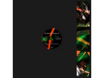 """DAS MUSTER / KRYPTON 81 - Intergalaktische Foderation (12"""" Vinyl)"""