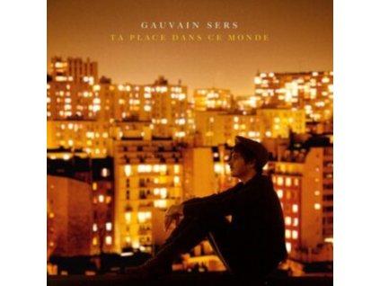 GANUVAIN SERS - Ta Place Dans Ce Monde (LP)