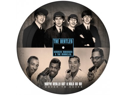 """BEATLES / SMOKEY ROBINSON & THE MIRACLES - Youve Really Got A Hold On Me (Picture Disc) (7"""" Vinyl)"""