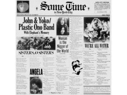 JOHN LENNON - Some Time In New York City (LP)