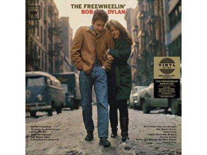 BOB DYLAN - The Freewheelin (LP)